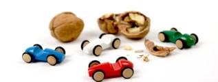 Mini Wood Racer Milaniwood di Bice e Bernardo