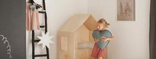 Kutikai, letti e mobili per nascondersi, giocare e sognare