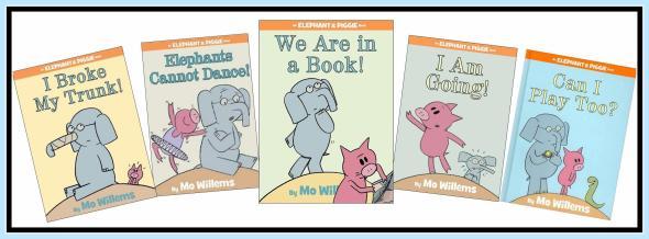 gerald piggie book