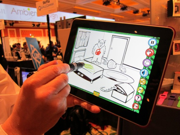 Crayola-iPad