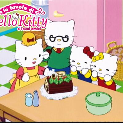 hello kitty family tales