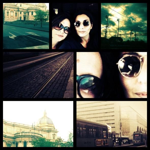Cosmit 2012 in treno da Roma
