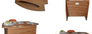 Culla – tavolino – sedia BOOM: l' intervista a Francesca Averone