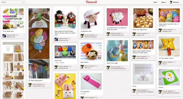 Pasqua Pinterest