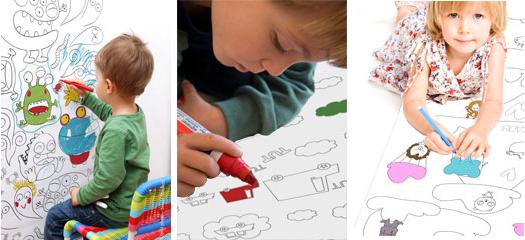 Carta Da Parati Bambini Robot: Mercatino Dei Piccoli