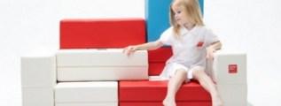 Designskin: divani e giochi per bambini