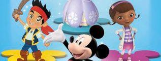 Disney Junior Party, bambini per la prima volta al cinema!