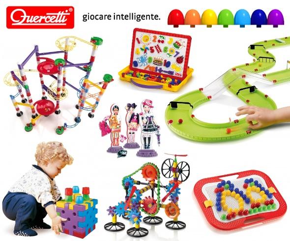 offerta giochi e giocattoli Quercetti