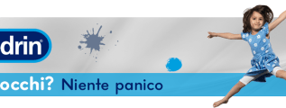 Sponsored post: #pidocchinientepanico !