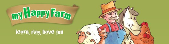 my happy farm app for kids