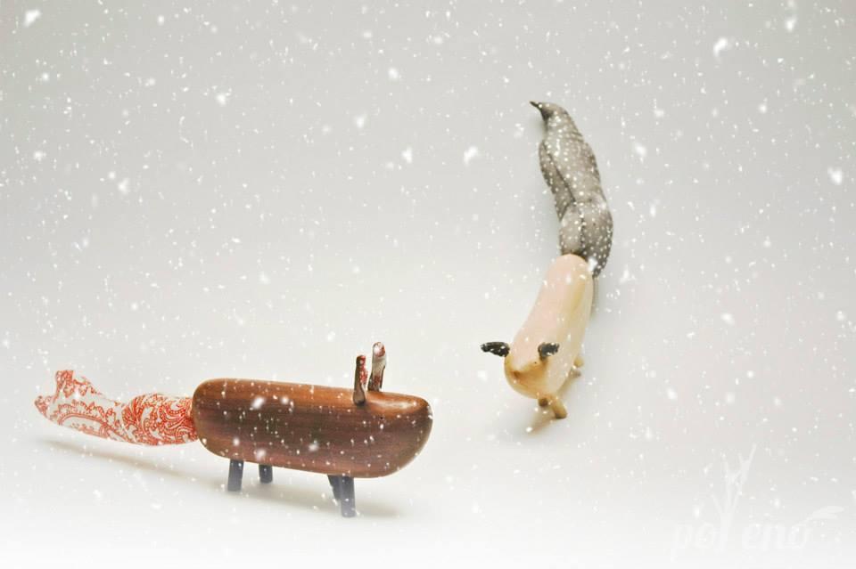neve_poleno_animali legno