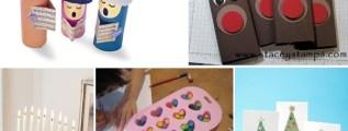 5 decorazioni e segnaposto per natale fai da te con i bambini