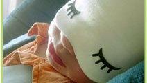 <!--:it-->Una mascherina per dormire meglio!<!--:-->