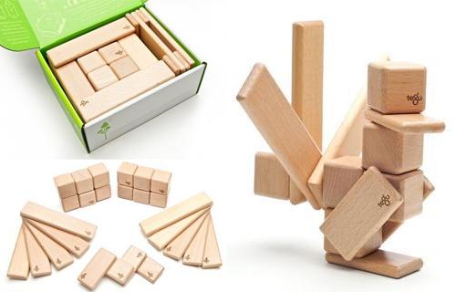 Tegu costruzioni in legno magnetiche mercatino dei piccoli for Costruire la mia piccola casa online