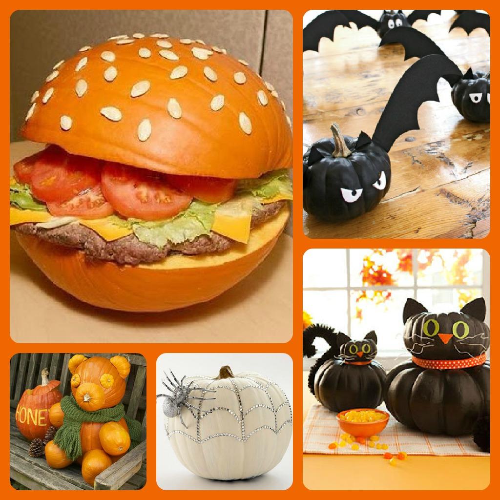 Halloween 10 dolci e 10 zucche mai visti mercatino for Immagini zucche halloween