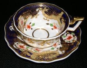 Imari Teacup, 1825-1828 (MHM 2002.4118)