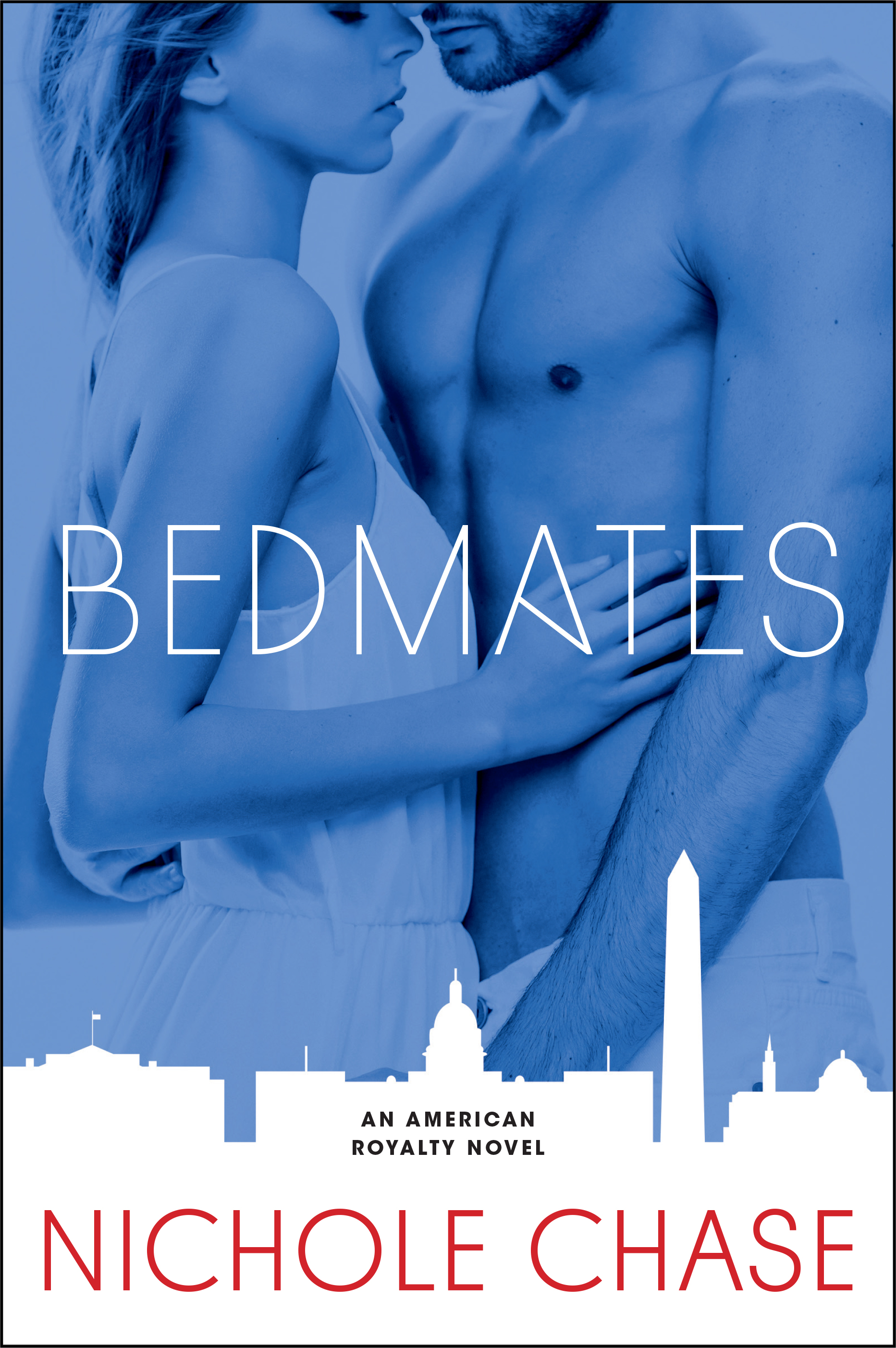 Cover Reveal: Bedmates by Nichole Chase