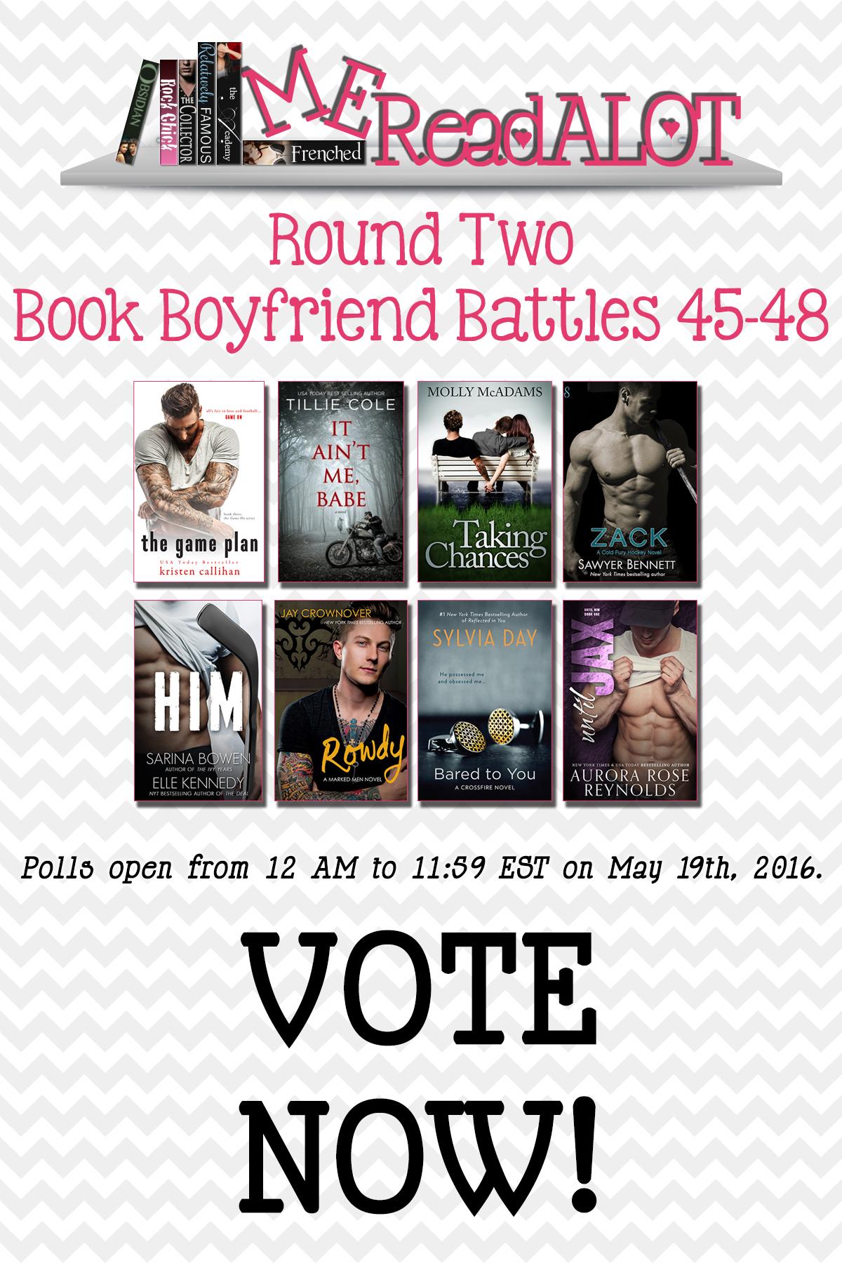 Book Boyfriend Battles 45-48