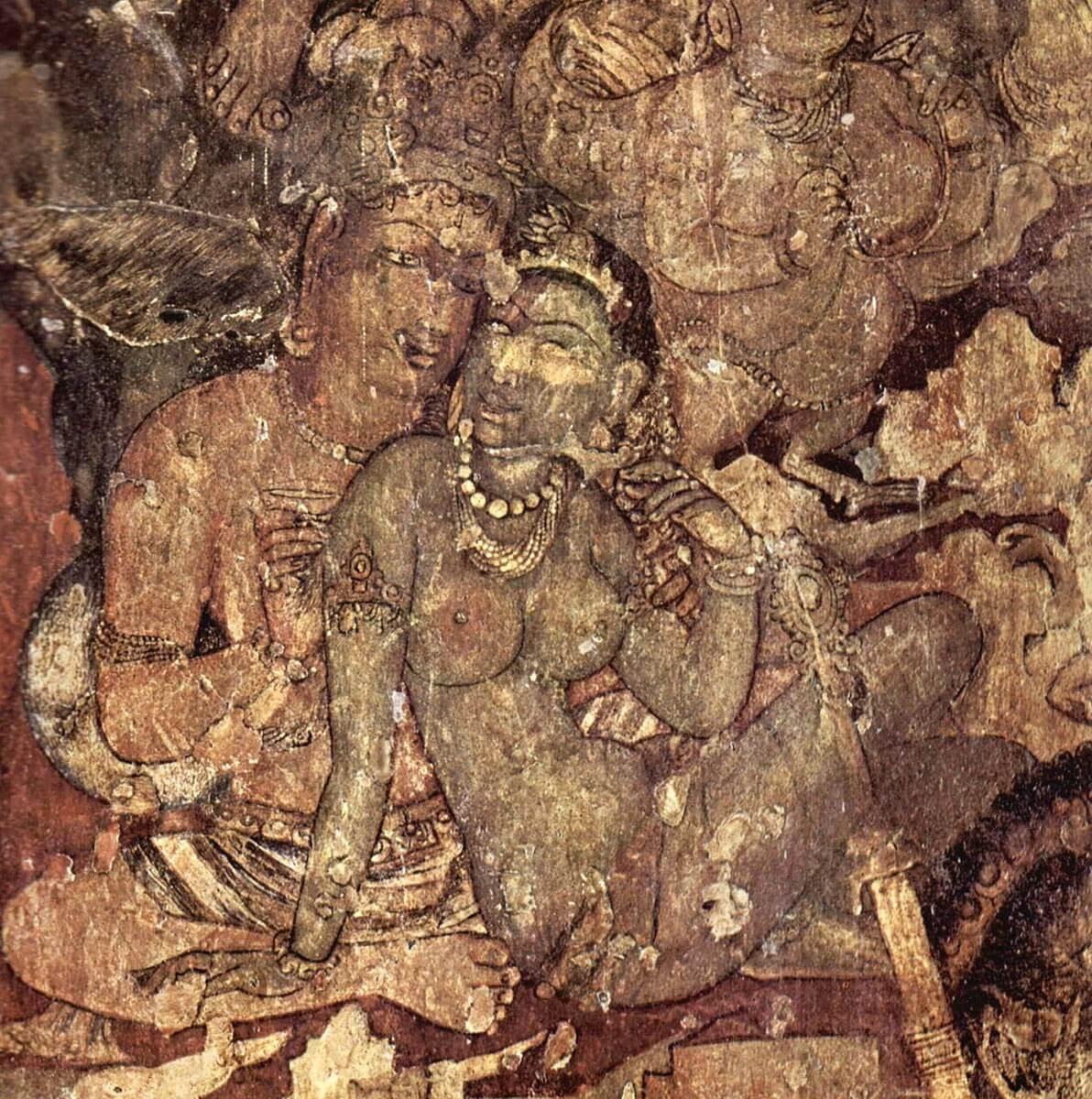 AjantaMural