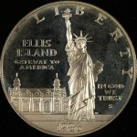1986 Ellis Island Genuine