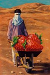 Harvest by Jeff Jordan, Limited Edition print from original acrylic painting.