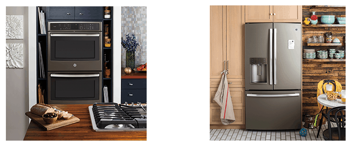 GE Premium Slate Finish Appliances at Best Buy