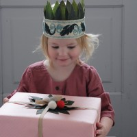 A Birthday Morning for a Three Year Old