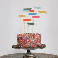 A '10 Things I Love About You' Birthday Cake