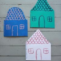 Make a Dollhouse Notebook!