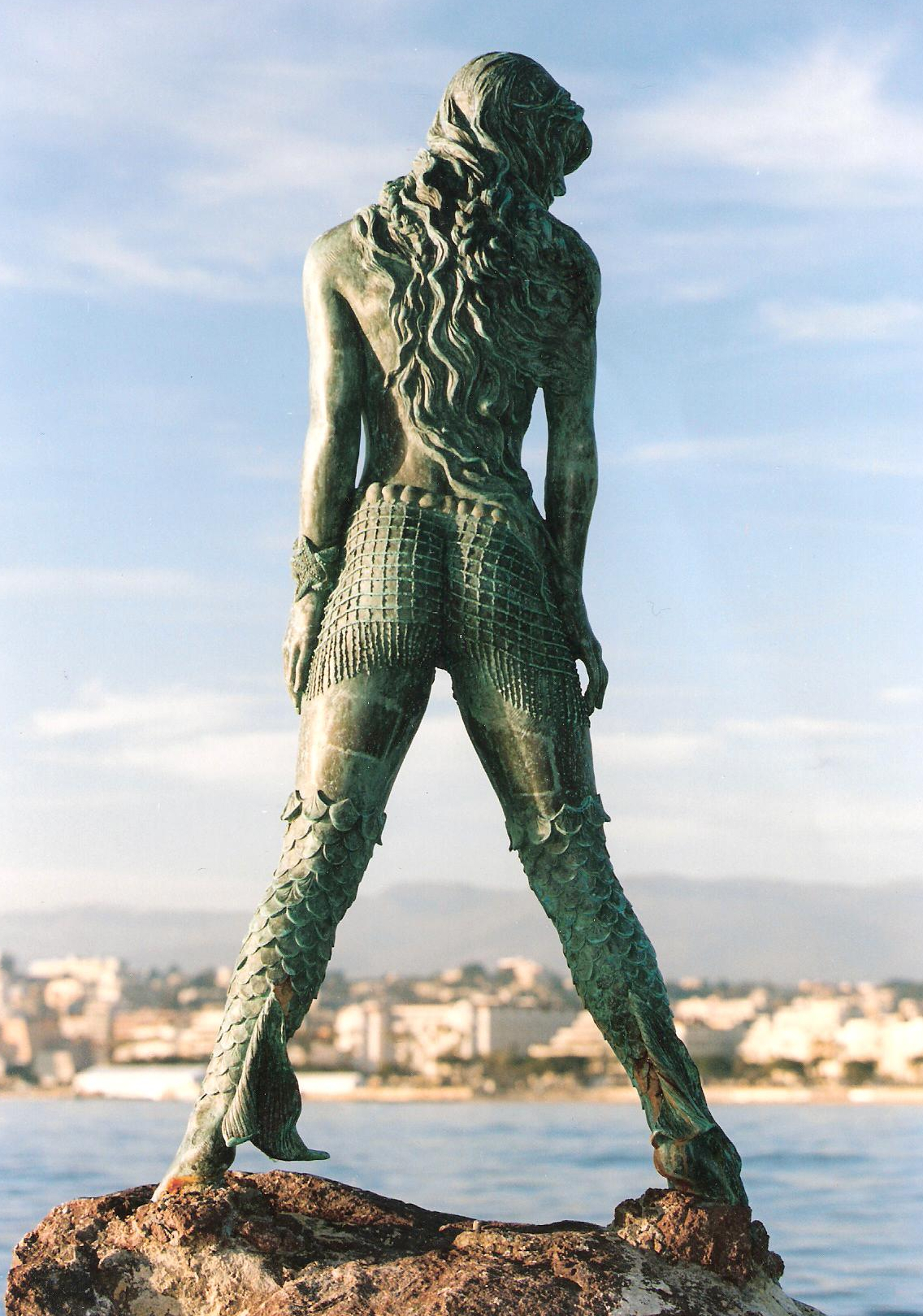 Mermaid Sculpture - Mermaid Decor Ideas