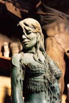 'Atlante' Mermaid Statue original