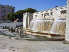 Fonte Luminosa in Lisbon