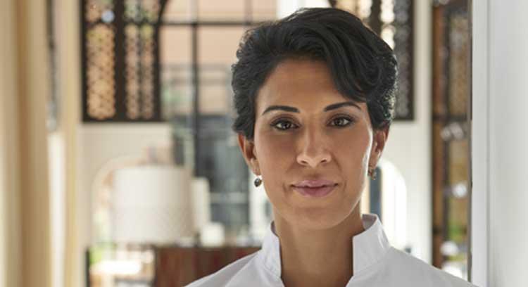 Meryem Cherkaoui, porte-drapeau de la nouvelle cuisine marocaine.