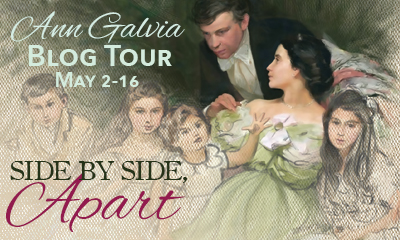 Side by Side, Apart Blog Tour