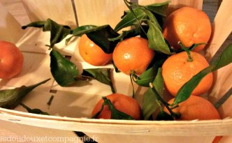 clementines a feuilles
