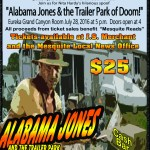 "Alabama Jones  Mystery Dinner Benefit for ""Mesquite Reads"""