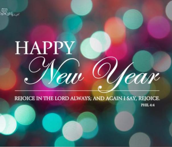 A very happy New Year to all the Christians of the world! Photo Credit: flooxs.com