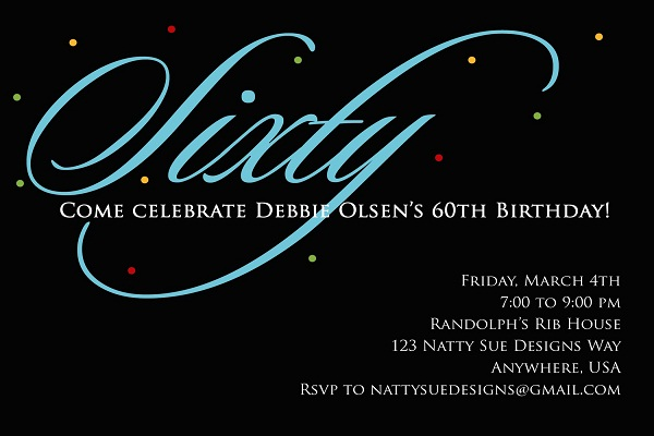 60th-birthday-invitation
