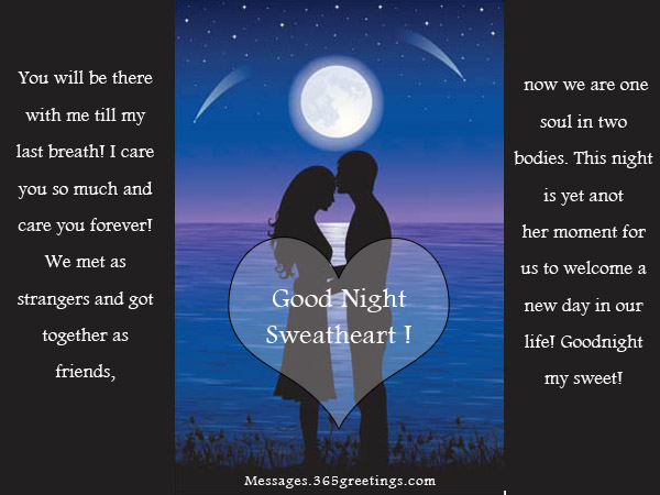 Romantic Goodnight Messages Messages, Greetings and Wishes - Messages ... Romantic Good Night Quotes For Her