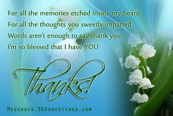 words-of-thanks