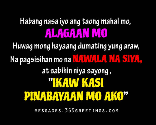 pics photos tagalog quotes gm
