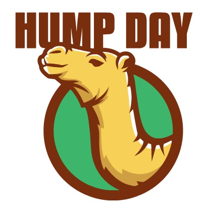hump day stickers for iOS messages