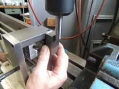 using an edge finder
