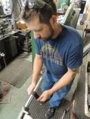 hand polishing tubes