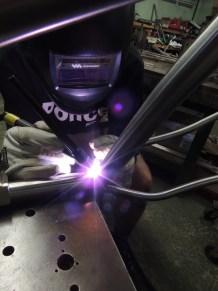 Sean welding 7