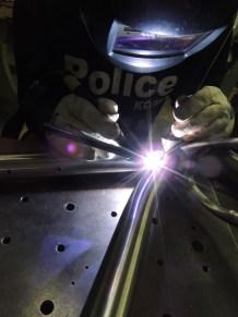 Sean welding 9