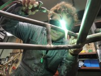 Dan brazing rack mounts