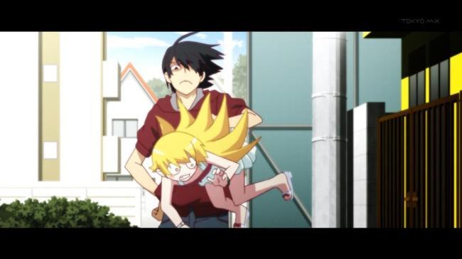 Monogatari Series Second Season - 07 (8)