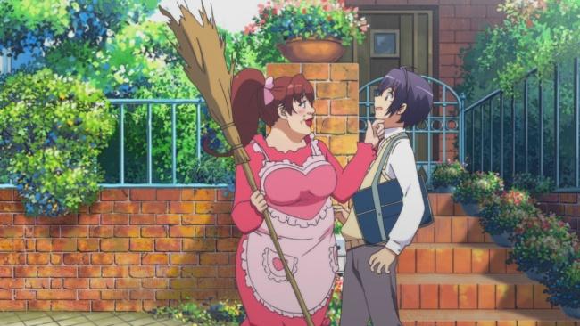 Daiko-san takes a liking to Kanade