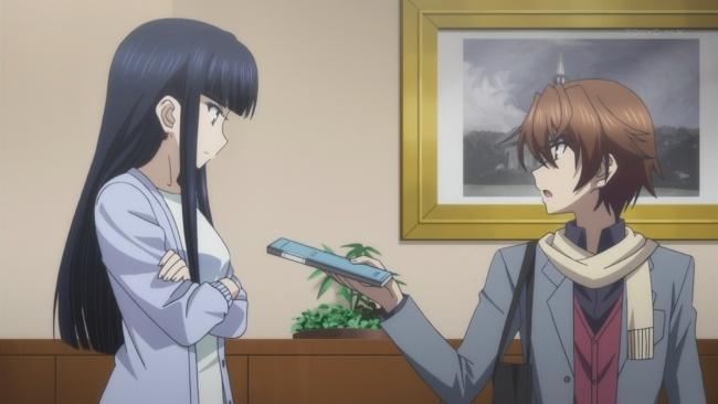 Takeya favors Kazusa